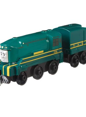 Влакче ШЕЙН Thomas & Friends Shane от серията TrackMaster Push Along, FXX17