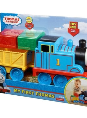 Моят Първи Томас, My First Thomas Engine & Troublesome Truck, Preschool, BCX71