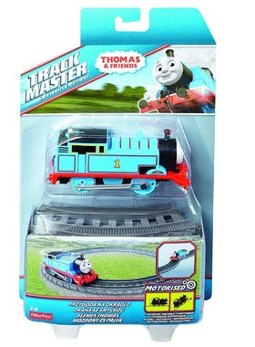 Влакче ТОМАС с релси Thomas & Friends Motorized Thomas and Track set от серията TrackMaster, CCP28