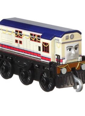 Влакче НУР Йохан Thomas & Friends Noor Jehan от серията Trackmaster Push Along, Fisher Price, GHK68