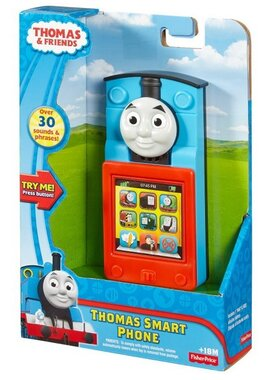 Музикален ТЕЛЕФОН Thomas & Friends от серията Pre-School, Smart Phone, BLN55