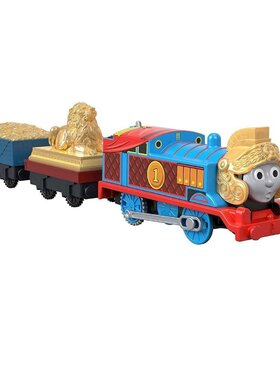 Влакче ТОМАС Thomas & Friends Motorized Armoured Roman от серията TrackMaster, GDV31