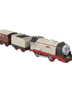 Влакче ТОМАС Thomas & Friends Motorized Duchess & Train от серията TrackMaster, GHK80