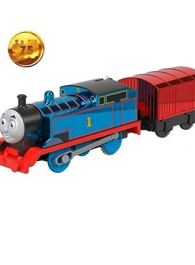 Влакче ТОМАС Блестящ Thomas & Friends Celebration Thomas Metalic от серията Trackmaster на Fisher Price, GPL60