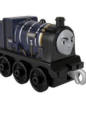 Влакче СОНИ Thomas & Friends Sonny от серията Trackmaster Push Along, Fisher Price, GHK65