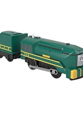 Влакче Шейн Thomas & Friends Shane engine от серията Trackmaster на Fisher Price, GJX81