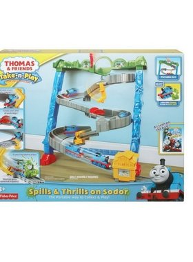 Take-N-Play Thomas and friends: Thrills and Spills on Sodor Playset BCX21