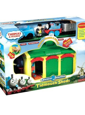 Pre-School Thomas & Friends: Tidmouth Sheds Engine Depot, W4712