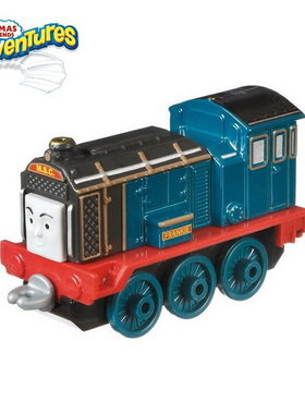 Влакче ФРАНКИ Thomas & Friends Frankie от серията Adventures на Fisher Price, DXT29
