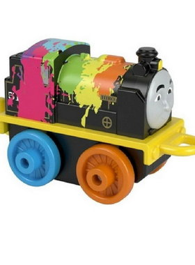 Влакче ХИРО Thomas & Friends Neon Hiro от серията Minis на Fisher Price, 224