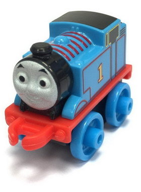 Влакче ТОМАС Thomas & Friends Thomas от серията Minis на Fisher Price