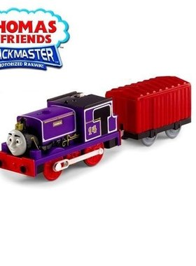 Влакче ЧАРЛИ Thomas & Friends Motorized CHARLIE от серията TrackMaster CDB71