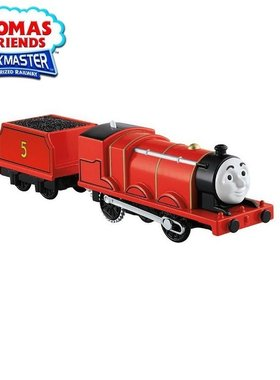Влакче ДЖЕЙМС Thomas & Friends James от серията Trackmaster на Fisher Price, BML08