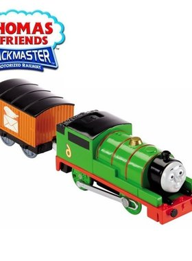 Влакче ПЪРСИ Thomas & Friends Percy от серията Trackmaster на Fisher Price, BML07