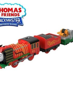 Влакче ЙОНГ БАО Thomas & Friends Yong Bao от серията Trackmaster на Fisher Price, FJK57