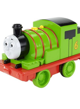 Влакче ПЪРСИ Thomas & Friends Preschool Percy от серията My First Thomas, BCX67