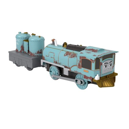 Влакче ЛЕКСИ Thomas & Friends Lexi the experimental engine от серията Trackmaster на Fisher Price, GPL48