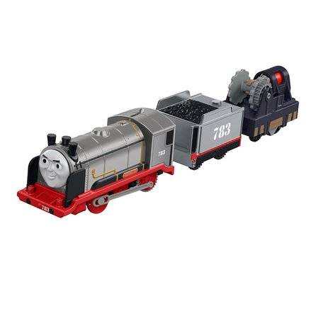 Влакче МЕРЛИН Thomas & Friends Merlin the Invisible от серията Trackmaster на Fisher Price, FBK19