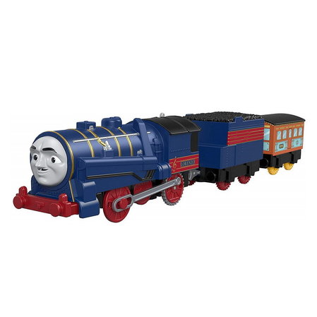 Влакче ЛОРЕНЦО Thomas & Friends Lorenco and Beppe от серията Trackmaster на Fisher Price, GDV32