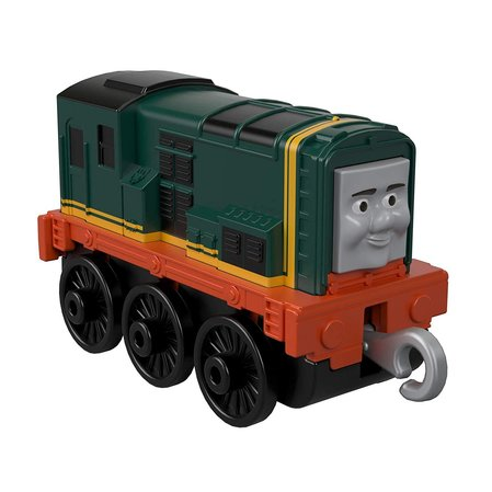 Влакче ПАКСТЪН Thomas & Friends Paxton от серията TrackMaster Push Along, GDJ43