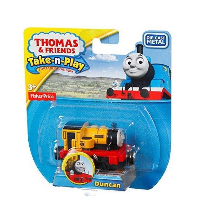 Trains Tenders choose... Thomas The Tank Engine Take N Play