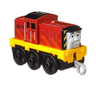 Влакче САЛТИ Thomas & Friends Salty от серията TrackMaster Push Along, CDJ49