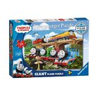 Пъзел Влакчето ТОМАС (24ч.), Thomas & Friends Giant floor Ravensburger puzzle, 055500